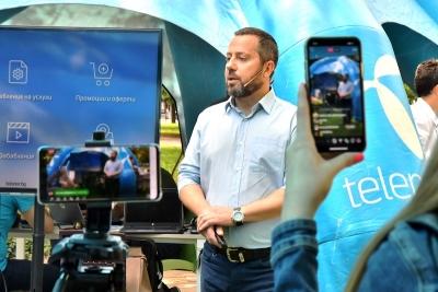 Теленор представи нова версия на приложението си MyTelenor