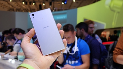Sony Xperia Z5 и Xperia Z5 Compact отблизо в галерия с 45 снимки