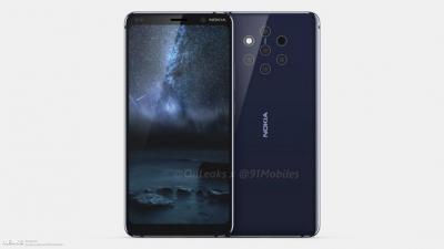 Nokia 9 PureView ще има втора версия с 5G и Snapdragon 855