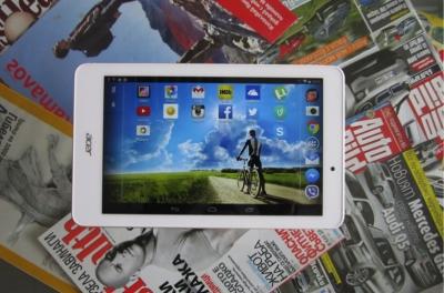 Ревю на Acer Iconia Tab 8 от Даниел Личевски