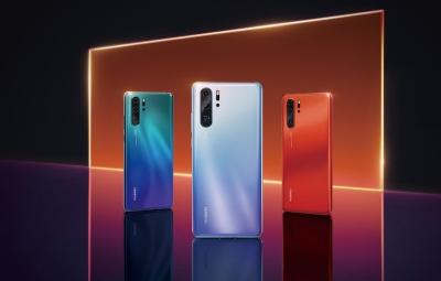 Huawei P30 и P30 Pro дефилират в цяла галерия изображения, разкриваща всички очаквани цветове