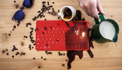 Logitech пуска устойчива на заливания клавиатура за iPad