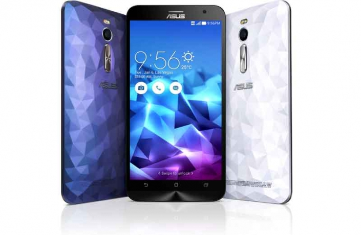Asus представи ZenFone 2 Deluxe Special Edition с цели 256 GB вградена памет
