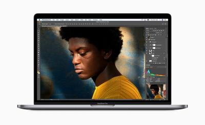 Apple актуализира лаптопите MacBook Pro с по-мощни процесори, подобрени дисплеи и клавиатури