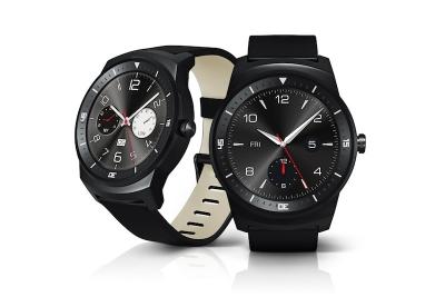 LG G Watch R е нов умен часовник с кръгъл P-OLED дисплей и стилен дизайн