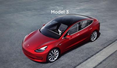 Tesla получи разрешение да започне доставките на Model 3 в Европа