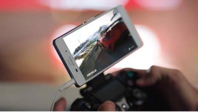 Sony Xperia Z3 вече може да се използва за игра на PlayStation 4
