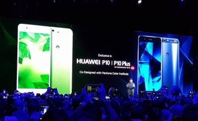 Huawei P10 и P10 Plus носят името Leica и върху предната си камера
