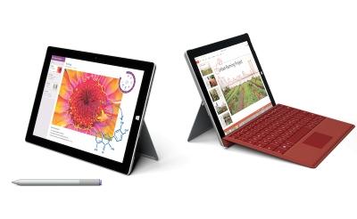 Microsoft Surface 3 е нов таблет с Windows 8.1 и разумна цена