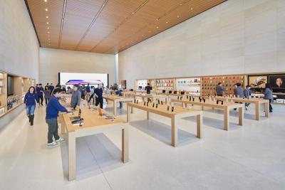 Част от новите смартфони на Apple за първи път може да използват чипове от китайски доставчик