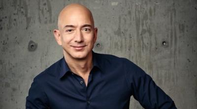 Amazon изпревари и Alphabet и е втората най-голяма компания по пазарна капитализация