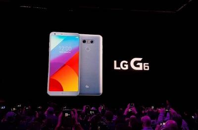 LG G6 е