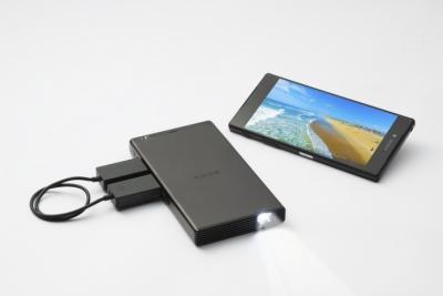 Джобният проектор Sony MP-CD1 излиза в Европа през април за около 400 евро