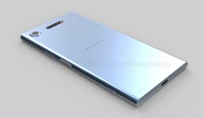 Нови кадри разкриват още от дизайна на необявения Sony Xperia XZ1