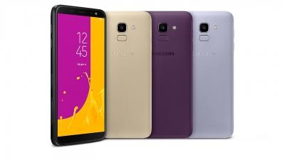 Samsung представи новите модели Galaxy J8, Galaxy J6 и Galaxy J4