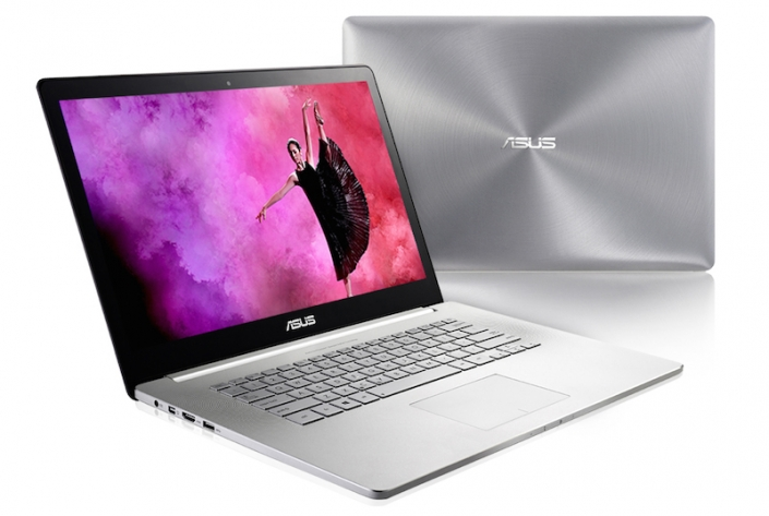 Asus Zenbook NX500 е впечатляващ ултрабук с Ultra HD дисплей