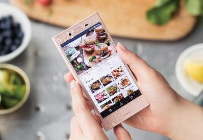 Sony Xperia X Compact има водоустойчива версия в розово, но само за Япония
