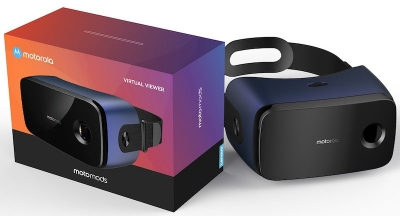 Motorola подготвя VR очила за смартфоните Moto Z