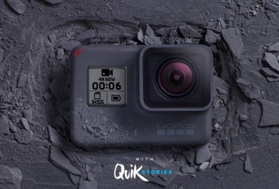 GoPro HERO6 Black предлага 4k видеозапис при 60 к/с