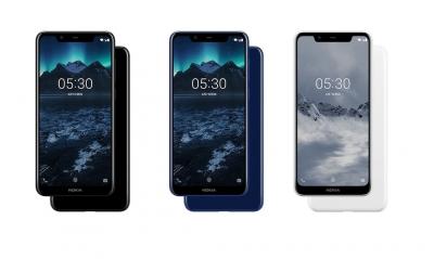 Официална премиера на Nokia X5, но само в Китай
