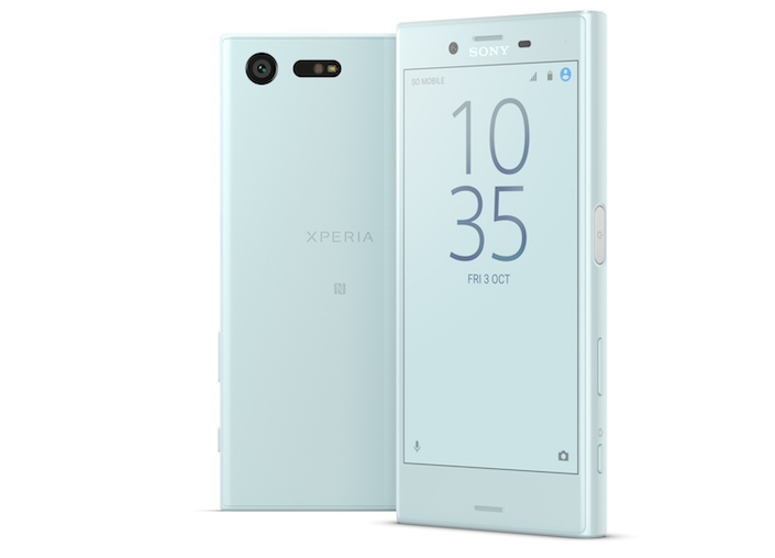 "Sony Xperia X Compact има 4.6"" дисплей и 23 МР камера"