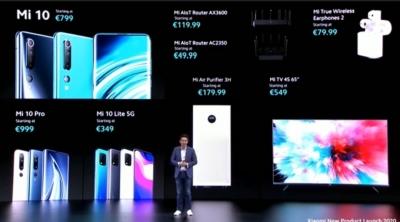 Xiaomi Mi 10 и Mi 10 Pro ще се продават официално в България