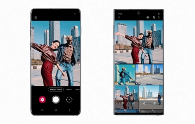 Samsung Galaxy S10 и Note 10 получават ъпдейт с новите функции от камерата на Galaxy S20