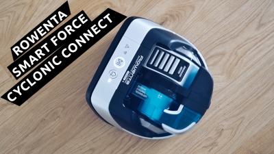 ВИДЕО: Ревю на Rowenta Smart Force Cyclonic Connect