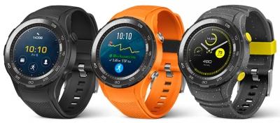 Нови кадри разкриват дизайна на Huawei Watch 2