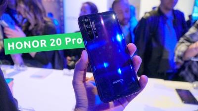 ВИДЕО: Премиера на Honor 20 Pro