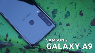 ВИДЕО: Ревю на Samsung Galaxy A9