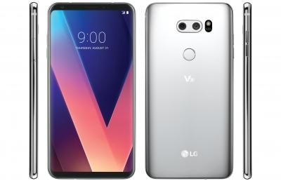 LG V30 грейна в ново официално изображение
