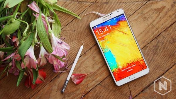 Mobile - Magazine cover