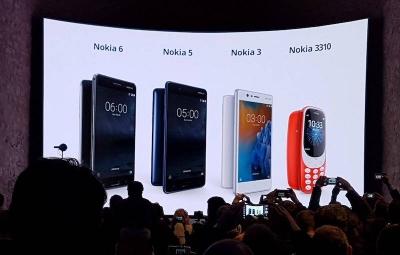 Nokia се завръща на световния смартфон пазар с достъпни модели и новата Nokia 3310