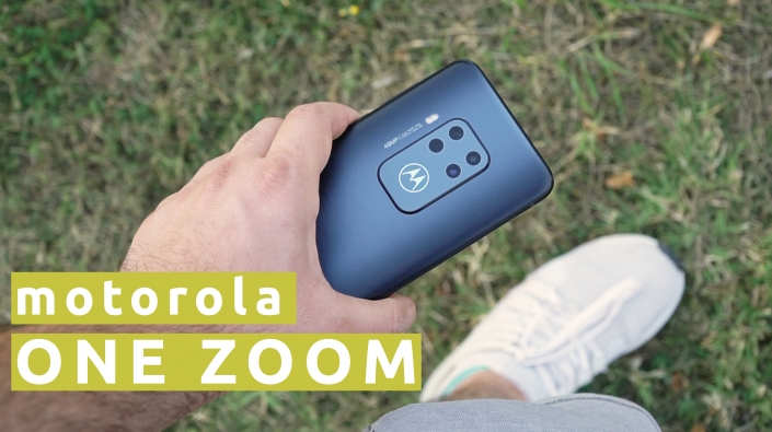 ВИДЕО: Премиера на Motorola One Zoom