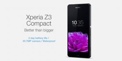 Sony прави намигване към Apple с новата реклама на Xperia Z3 Compact