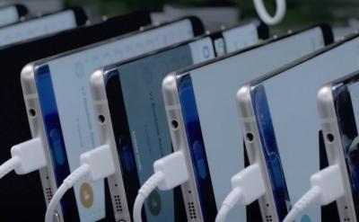 Възможно ли е Samsung да препродава върнатите Note 7, но с по-малка батерия?
