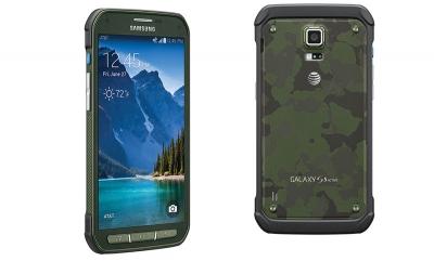 Samsung Galaxy S5 Active излиза в Европа