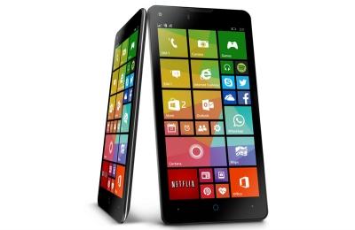 Появи се първият смартфон с логото Windows
