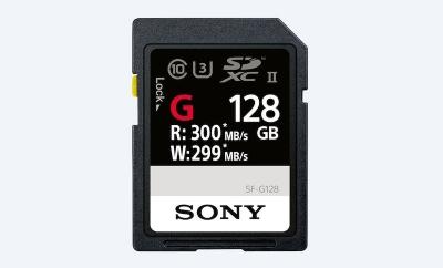Sony представи най-бързата в света SD карта памет