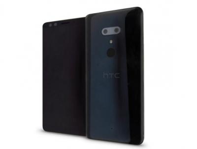 Снимки и информация за флагмана HTC U12+
