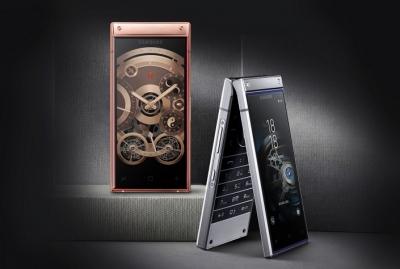 Samsung представи W2019 - премиум смартфон със сгъваем корпус и два дисплея за $2700